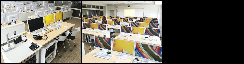 CALL教室・PC教室